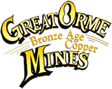 great orme mines logo